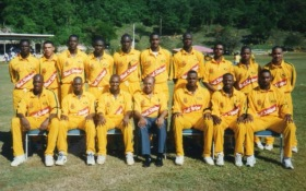 Jamaica Cricket Team